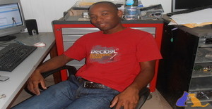 Chewane 40 years old I am from Luanda/Luanda, Seeking Dating Friendship with Woman