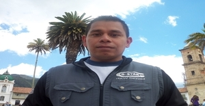 Jhonjamv 38 years old I am from Soacha/Cundinamarca, Seeking Dating Friendship with Woman