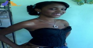 Negrabella08 27 years old I am from Villa Mella/Distrito Nacional, Seeking Dating Friendship with Man
