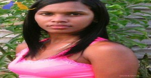 Ana yanet alonzo 27 years old I am from Santiago De Los Caballeros/Santiago, Seeking Dating Friendship with Man