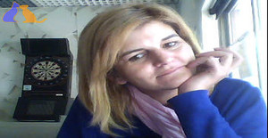 Crisalves42 47 years old I am from Paços De Ferreira/Porto, Seeking Dating Friendship with Man