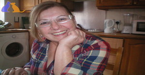 Marinasays 67 years old I am from Londres/Grande Londres, Seeking Dating Friendship with Man