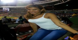 Jera01 32 years old I am from Santo Domingo/Distrito Nacional, Seeking Dating Friendship with Man