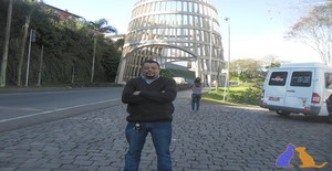 Luisrui45 50 years old I am from Bento Gonçalves/Rio Grande do Sul, Seeking Dating Friendship with Woman