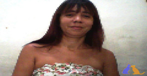 Soraide 1414 45 years old I am from Fortaleza/Ceará, Seeking Dating Friendship with Man