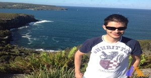 Leo-br 30 years old I am from Sydney/New South Wales, Seeking Dating Friendship with Woman