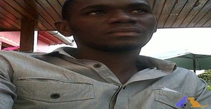 Condelaque macar 27 years old I am from Quelimane/Zambézia, Seeking Dating Friendship with Woman