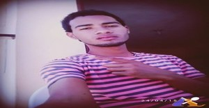juan albert 23 years old I am from Bávaro/La Altagracia, Seeking Dating Friendship with Woman