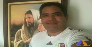 Jogresio 42 years old I am from Valencia/Carabobo, Seeking Dating Friendship with Woman