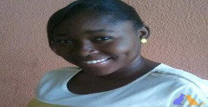 Olìvia 26 years old I am from Luanda/Luanda, Seeking Dating Friendship with Man