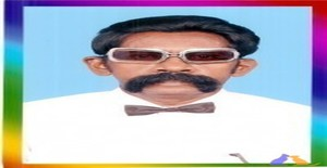 Rajcbe 74 years old I am from Coimbatore/Tamil Nadu, Seeking Dating Friendship with Woman