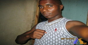 Cisco Rrad 26 years old I am from Matola/Maputo, Seeking Dating Friendship with Woman