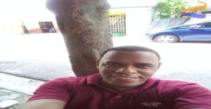 Thedomic03 41 years old I am from Santo Domingo/Distrito Nacional, Seeking Dating Friendship with Woman