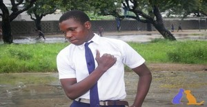Beto frances 17 years old I am from Beira/Sofala, Seeking Dating Friendship with Woman