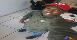 Thom123 29 years old I am from Matola/Maputo, Seeking Dating Friendship with Woman