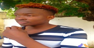 Herson 21 years old I am from Matola/Maputo, Seeking Dating Friendship with Woman