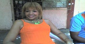 Belkisepulveda 56 years old I am from Santo Domingo/Distrito Nacional, Seeking Dating Friendship with Man