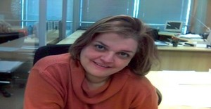 Claire1 58 years old I am from Sao Paulo/Sao Paulo, Seeking Dating Friendship with Man
