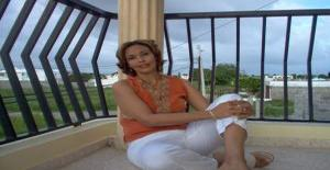 Ambar66 51 years old I am from Santo Domingo/Distrito Nacional, Seeking Dating Friendship with Man