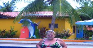 Flor52 66 years old I am from João Pessoa/Paraiba, Seeking Dating Friendship with Man