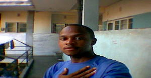 Mussago 31 years old I am from Maputo/Maputo, Seeking Dating Friendship with Woman