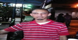 El_flaco01 40 years old I am from Santo Domingo/Distrito Nacional, Seeking Dating Friendship with Woman