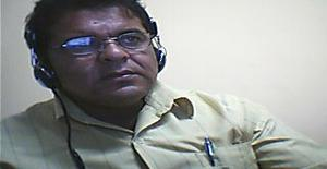 Amante_sedutor 52 years old I am from Limeira/Sao Paulo, Seeking Dating with Woman